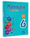 6. Sınıf Matematik Yeni Nesil Soru Bankası Martı Okul M+ Yayınları