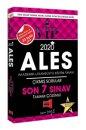 2020 ALES VIP Tamamı Çözümlü Son 7 Sınav Çıkmış Sorular Yargı Yayınları