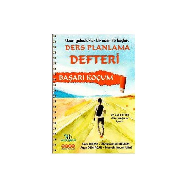 Başarı Koçum Ders Planlama Defteri Yayın Denizi Yayınları