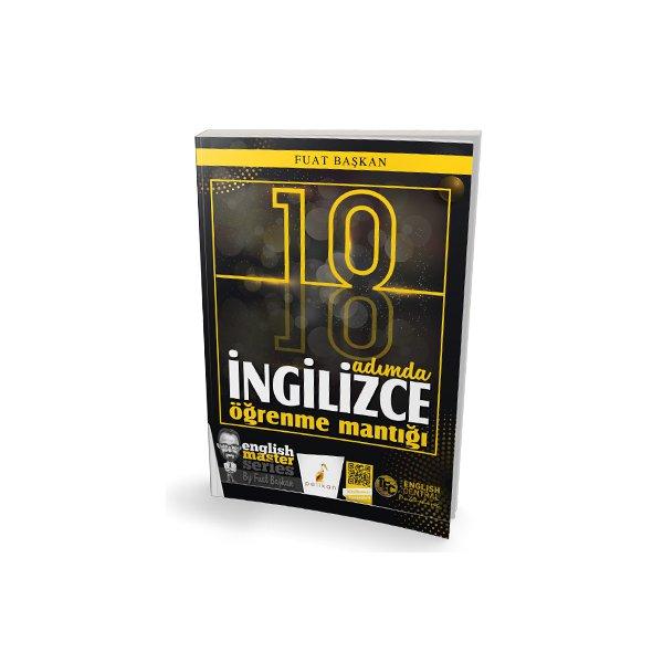 10 Adımda İngilizce Öğrenme Mantığı Pelikan Yayınları