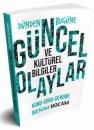 2019 KPSS Dünden Bugüne Güncel ve Kültürel Bilgiler Konu-Soru-Deneme Benim Hocam Yayınları