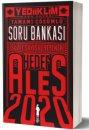 2020 ALES Tamamı Çözümlü Soru Bankası Yediiklim Yayınları