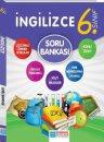 6.Sınıf İngilizce Soru Bankası Evrensel İletişim Yayınları