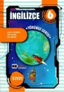 6. Sınıf İngilizce Yörünge Serisi Soru Bankası İşleyen Zeka Yayınları