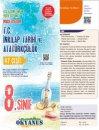 8. Sınıf LGS İnkılap Tarihi ve Atatürkçülük İpucu Yaprak Test Okyanus Yayınları