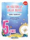 5. Sınıf Din Kültürü ve Ahlak Bilgisi Soru Bankası Okyanus Yayınları