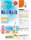 8. Sınıf LGS Matematik İpucu Yaprak Test Okyanus Yayınları