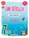 7.Sınıf Tüm Dersler Soru Bankası Okyanus Yayınları