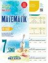 7.Sınıf Matematik İpucu Yaprak Test Okyanus Yayınları