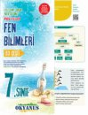 7.Sınıf Fen Bilimleri İpucu Yaprak Test Okyanus Yayınları