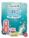 8.Sınıf LGS Classmate Türkçe Soru Bankası Okyanus Yayınları