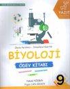9. Sınıf Biyoloji Ödev Kitabı Yazıt Yayınları