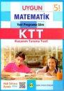 5.Sınıf Matematik Kazanım Tarama Testi Sadık Uygun Yayınları