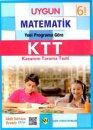 6. Sınıf Matematik Kazanım Tarama Testi Sadık Uygun Yayınları