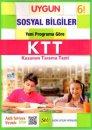 6. Sınıf Sosyal Bilgiler Kazanım Tarama Testi Sadık Uygun Yayınları