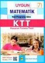7. Sınıf Matematik Kazanım Tarama Testi Sadık Uygun Yayınları