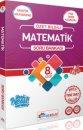 8.Sınıf LGS Matematik Özet Bilgili Soru Bankası KöşeBilgi Yayınları
