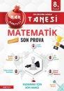 8.Sınıf Matematik Nar Tanesi Son Prova Nartest Yayınları