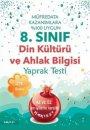 8. Sınıf Din Kültürü Ve Ahlak Bilgisi Yaprak Test Nartest Yayınları