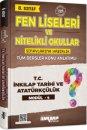 8. Sınıf T.C. İnkılap Tarihi ve Atatürkçülük Fen Liseleri ve Nitelikli Okullar Konu Anlatımlı Modül 4 Ankara Yayıncılık
