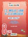 8. Sınıf LGS Classmate T.C İnkılap Tarihi ve Atatürkçülük Konu Kitabı Okyanus Yayınları