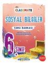 6.Sınıf Classmate Sosyal Bilgiler Soru Bankası Okyanus Yayınları