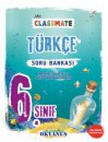 6.Sınıf Classmate Türkçe Soru Bankası Okyanus Yayınları