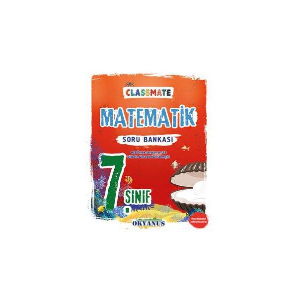 7. Sınıf Classmate Matematik Soru Bankası Okyanus Yayınları
