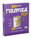 Arı Yayınları 7. Sınıf Matemito 3'ü 1 Arada Matematik Keyfi