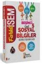 5. Sınıf Sosyal Bilgiler Farklı İsem Soru Bankası İsem Yayınları