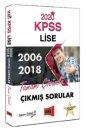 2020 Lise KPSS 2006-2018 Tamamı Çözümlü Çıkmış Sorular Yargı Yayınları
