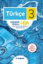 Tudem Yayınları 3. Sınıf Türkçe Kazanım Odaklı HBA