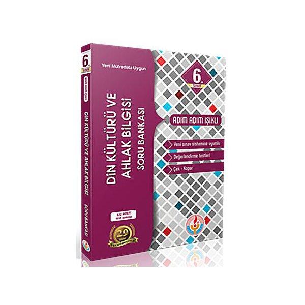 6.Sınıf Din Kültürü ve Ahlak Bilgisi Soru Bankası Bilal Işıklı Yayınları