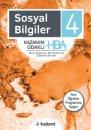 Tudem Yayınları 4. Sınıf Sosyal Bilgiler Kazanım Odaklı HBA