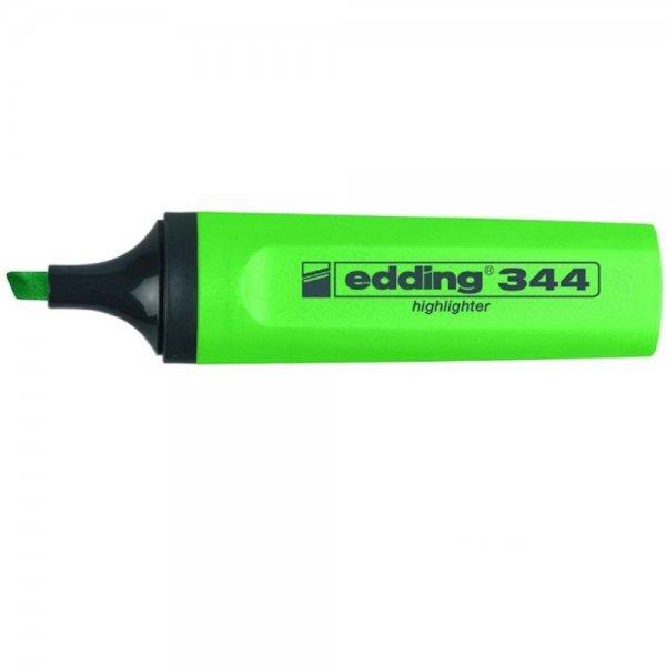 Edding 344 Yeşil Fosforlu Kalem