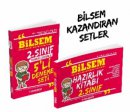 Zeki Çocuk 2. Sınıf Bilsem Hazırlık Kitabı + 5 Li Deneme Çözümlü 2 li Set Zeki Çocuk Yayınları