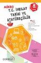 Çalışkan 8. Sınıf TC İnkılap Tarihi ve Atatürkçülük Mikro Defter