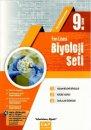 9. Sınıf Fen Lisesi Biyoloji Seti Çap Yayınları
