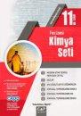 11. Sınıf Fen Lisesi Kimya Seti Çap Yayınları