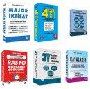 KPSS A Grubu Tüm Dersler Özgün Soru Bankaları 6 lı Set-2 4T Yayınları