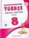 8. Sınıf Türkçe Akıllı Defter Palme Yayınevi