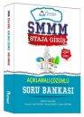 Finansed SMMM Staja Giriş Soru Bankası Çözümlü 1500 Soru Finansed Yayınları