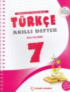 7. Sınıf Türkçe Akıllı Defter Palme Yayınevi