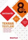 8. Sınıf Matematik Tekrar Testleri Bloktest Yayınları