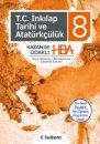 8. Sınıf T.C. İnkılap Tarihi ve Atatürkçülük Kazanım Odaklı HBA Tudem Yayınları