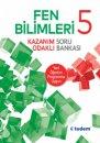 5.Sınıf Fen Bilimleri Kazanım Odaklı Soru Bankası Tudem Yayınları