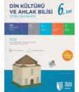 6. Sınıf Din Kültürü ve Ahlak Bilgisi Soru Bankası Teas Press Yayınları