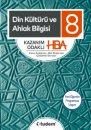 8. Sınıf Din Kültürü ve Ahlak Bilgisi HBA Tudem Yayınları