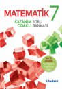 7. Sınıf Matematik Kazanım Odaklı Soru Bankası Tudem Yayınları