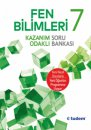 7.Sınıf Fen Bilimleri Kazanım Odaklı Soru Bankası Tudem Yayınları